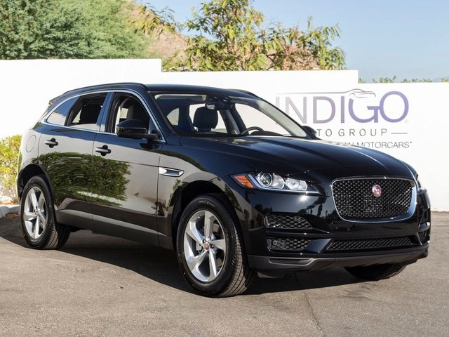 New 2020 Jaguar F-PACE 25t Premium AWD - Lease for $449 Per Month