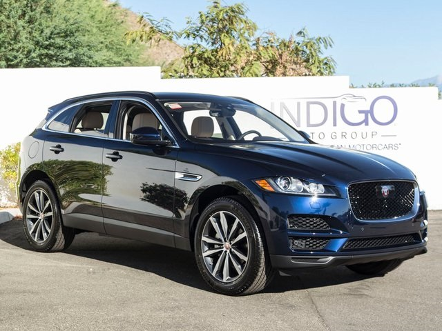 Jaguar Suv F Pace >> New 2020 Jaguar F Pace 25t Prestige With Navigation Awd