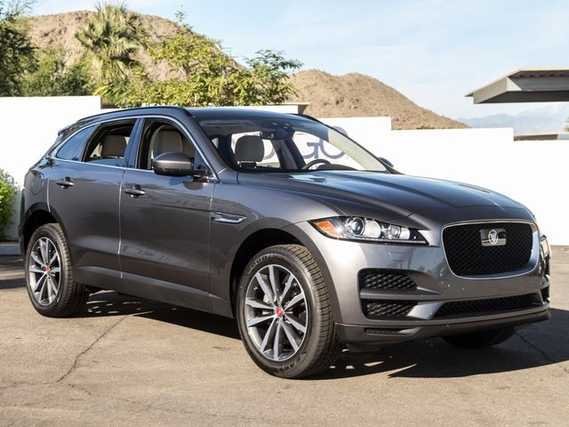 New 2019 Jaguar F-PACE 25t Prestige AWD. Lease for $499 per month!