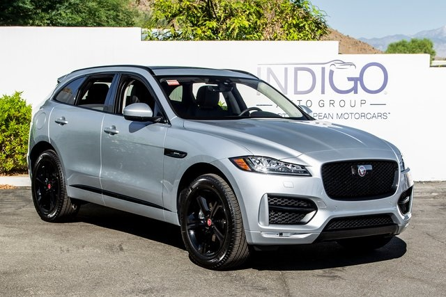 Certified Pre-Owned 2020 Jaguar F-PACE 25t R-Sport