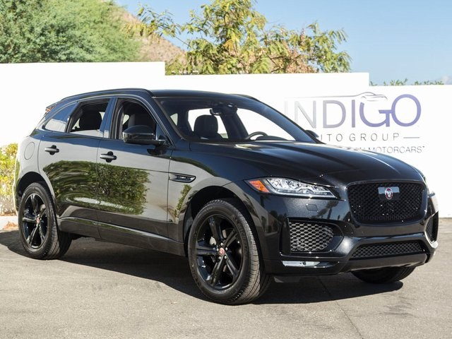 New 2020 Jaguar F Pace 25t Checkered Flag Awd