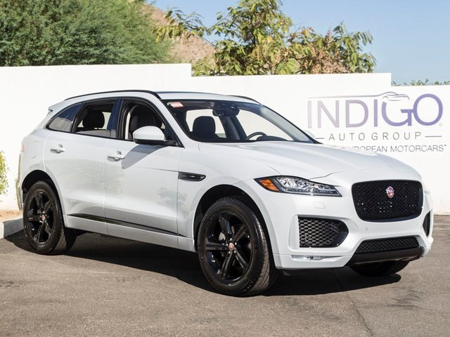 New 2020 Jaguar F-PACE 25t Checkered Flag LE