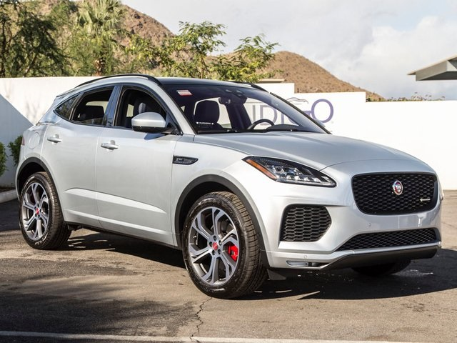 New 2020 Jaguar E-PACE R-Dynamic SE