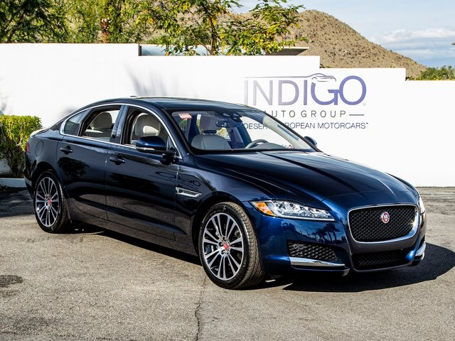 New 2020 Jaguar XF Prestige With Navigation
