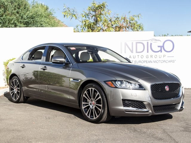 New 2020 Jaguar XF 30t Prestige