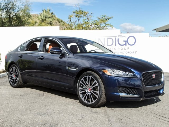New 2019 Jaguar Xf 30t Portfolio 4 Door Sedan In Rancho