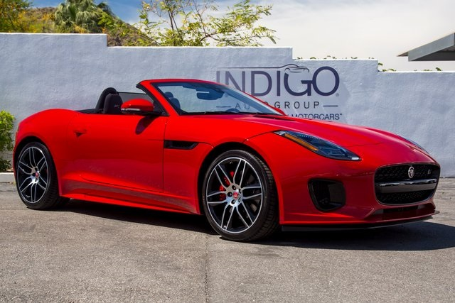 New 2020 Jaguar F-TYPE Checkered Flag LE Convertible