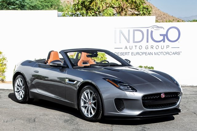 New 2020 Jaguar F-TYPE P300 Convertible. Lease for $599 per month!