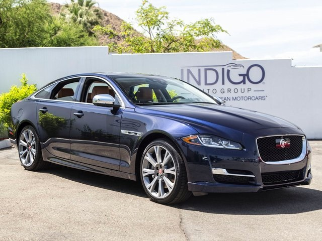 New 2019 Jaguar Xj R Sport 4 Door Sedan In Rancho Mirage 9k8w20765