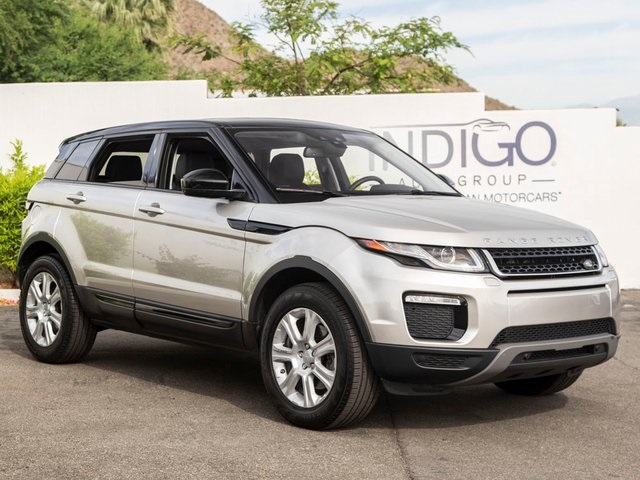 Certified Pre-Owned 2017 Land Rover Range Rover Evoque SE Premium