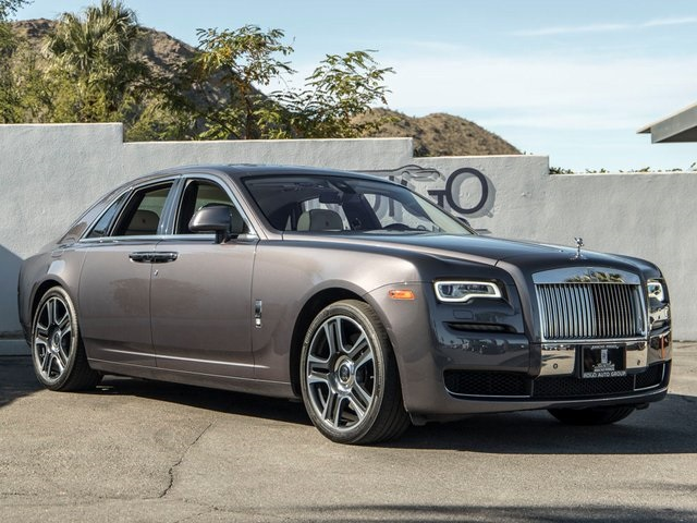 Pre-Owned 2016 Rolls-Royce Ghost Base