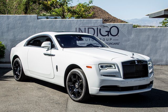 Pre-Owned 2017 Rolls-Royce Wraith Base