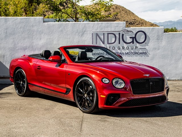 Pre-Owned 2020 Bentley Continental GT V8