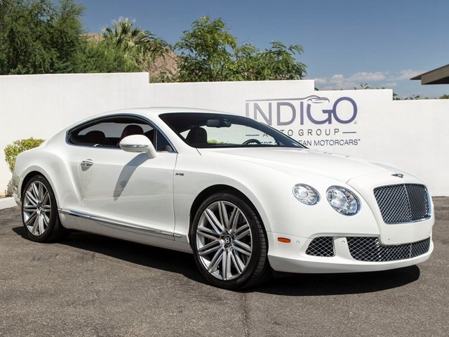 Pre-Owned 2014 Bentley Continental GT Speed Coupe