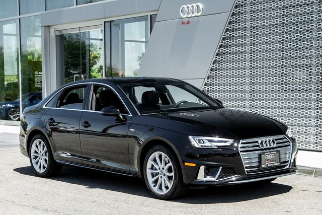 Pre-Owned 2019 Audi A4 2.0T Premium Plus quattro 4D Sedan - $32,984