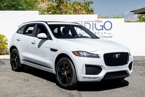 Certified Pre-Owned 2020 Jaguar F-PACE 25t Checkered Flag