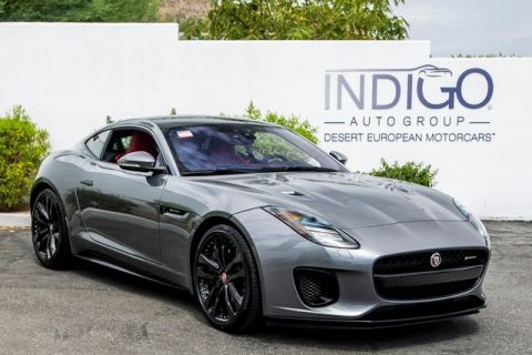 New 2020 Jaguar F-TYPE R-Dynamic Coupe