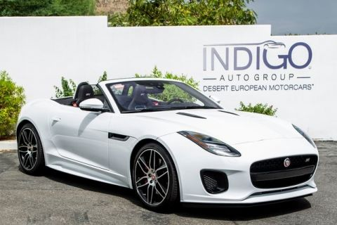 New 2020 Jaguar F-TYPE Checkered Flag Limited Edition Convertble