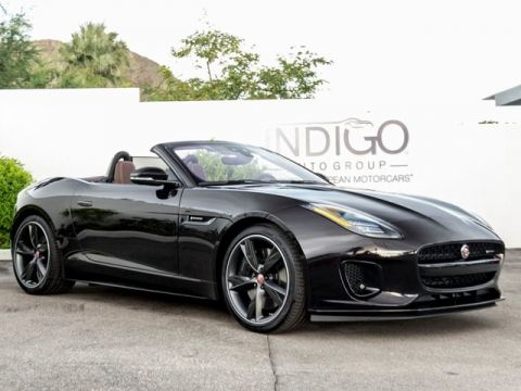 New 2019 Jaguar F-TYPE Convertible R-Dynamic