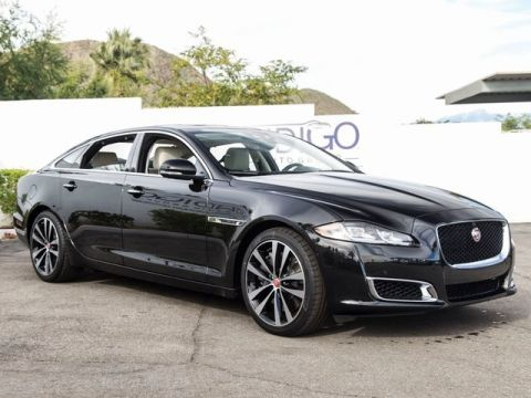 New 2019 Jaguar XJ XJ50