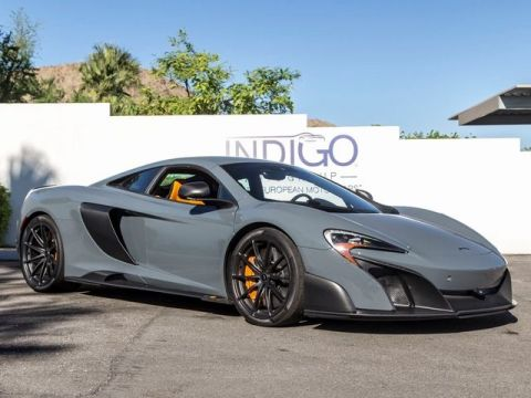 Pre-Owned 2016 McLaren 675LT Base