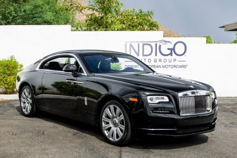 Pre-Owned 2017 Rolls-Royce Wraith