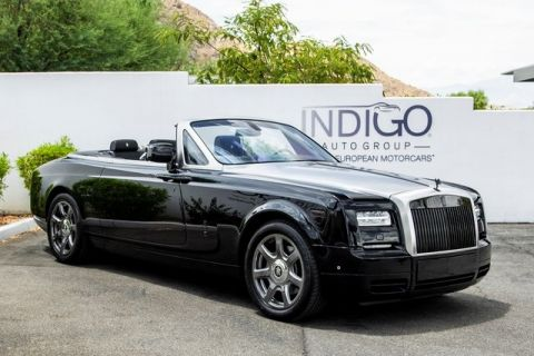 Pre-Owned 2016 Rolls-Royce Phantom Drophead Coupe